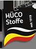 Stoffe kaufen – Hüco Stoffe Logo