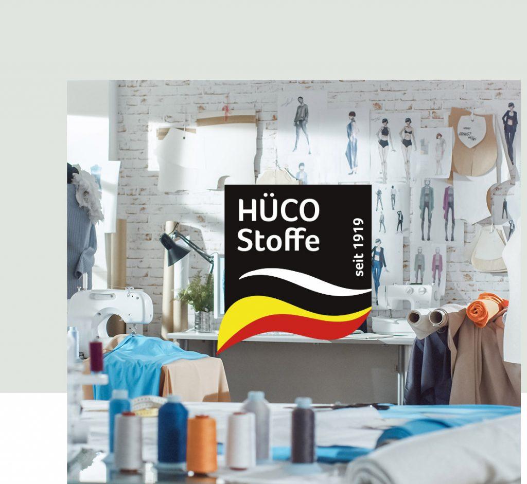HÜCO Stoffe in Berlin